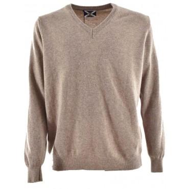 Pullover V Neckline Man's...