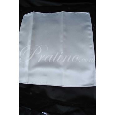 Papillon Cravatta a Farfalla Uomo Grigio Chiaro Raso 100% Pura Seta Made in Italy -  Cravatte ed Accessori