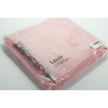 Zucchi Asciugamano Doccia rosa Tintaunita - Spugna Cotone