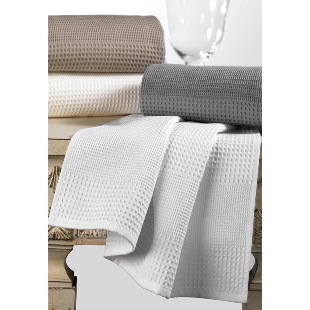 Asciugamani Lusso Viso Bidet Telo Doccia Nido d'Ape 350 gr - 9 colori