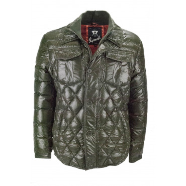 Jacket Down Jacket Ultra-Light Man 50 L Brown - Impervela