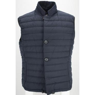 Vest Down Jacket Man 50 L Dark Blue - Impervela
