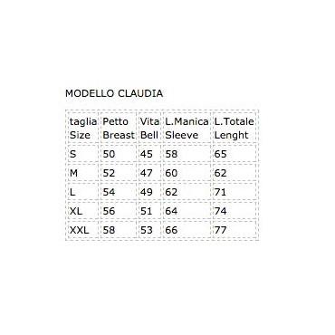 Camicia Donna Classica Fiorellini Blu Fiori Bianchi Cotone Flanella