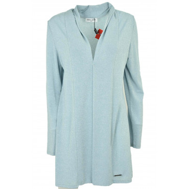 Caban Cardigan Open-Woman...