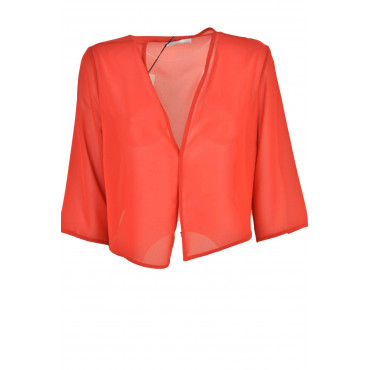 Shawl Voile Short Jacket -...
