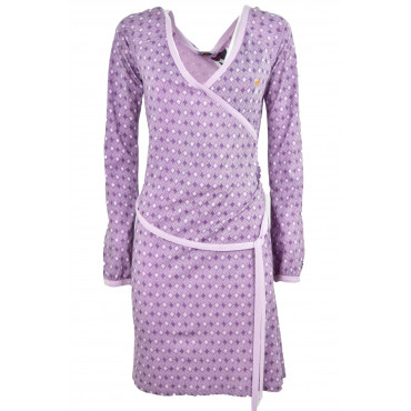 Dress Casual Woman S Purple...