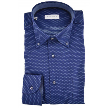 Camicia Uomo Button Down...