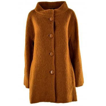 Cappotto Lungo Donna 46 L...