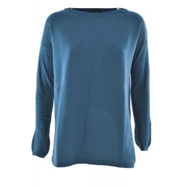 Amplia Camisa De Mujer De...