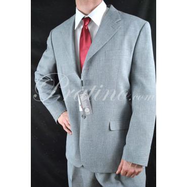 3400 Abito Uomo Classico 56 Grigio FilaFil Frescolana Marzotto 2Pence -  Abbigliamento Uomo